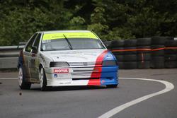 Thomas Andrey, Peugeot 405 Mi16, Racing Club Airbag,  1. Rennlauf
