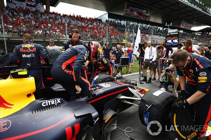 Макс Ферстаппен, Red Bull