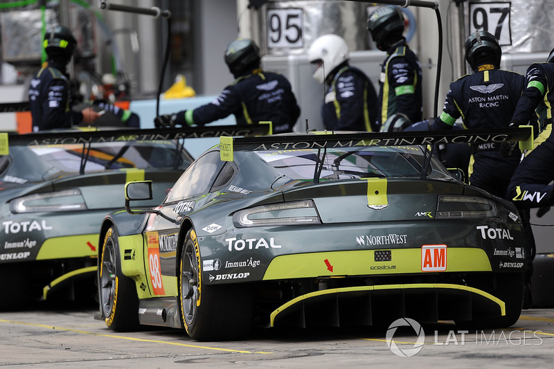 #98 Aston Martin Racing Aston Martin Vantage