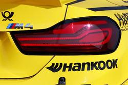 BMW M4 DTM: Heckleuchte
