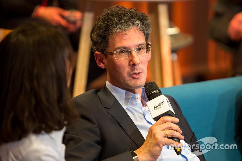 Frank-Steffen Walliser, Porsche Team