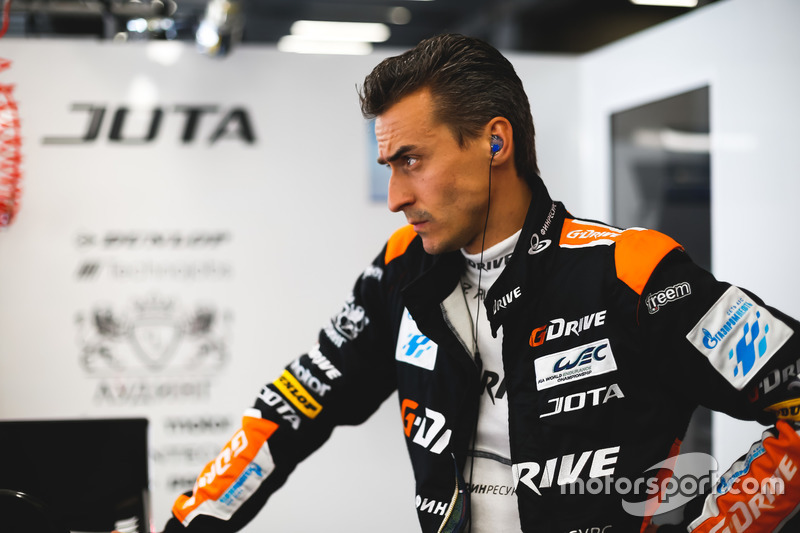 Роман Русинов, G-Drive Racing (LMP2)