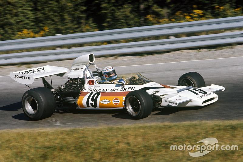1972-1973: McLaren-Ford M19C