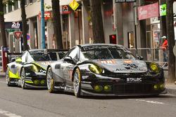 #88 Proton Competition Porsche 911 RSR: Stéphane Lemeret, Klaus Bachler