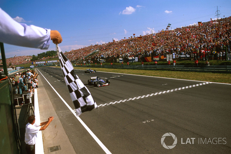 GP da Hungria 1997 – Damon Hill