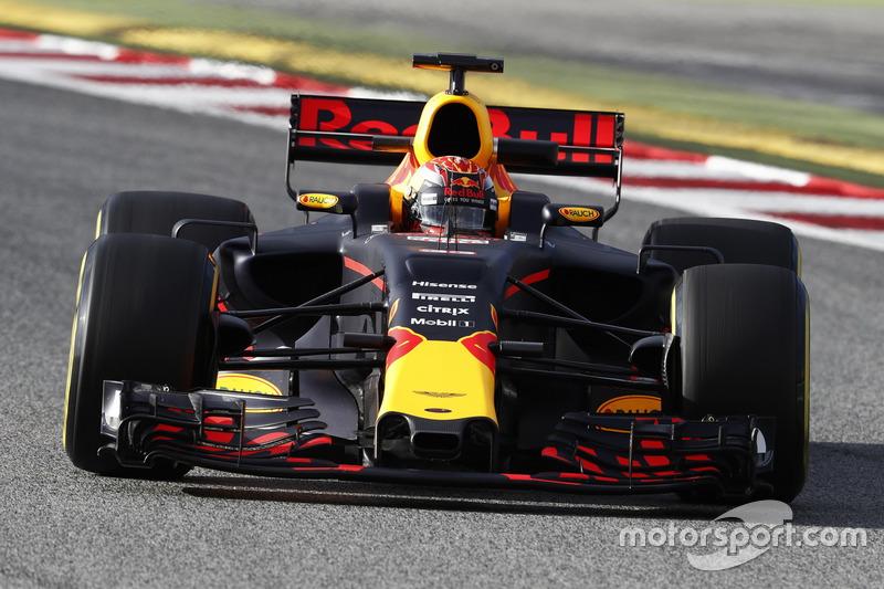 Макс Ферстаппен, Red Bull (номер 33)