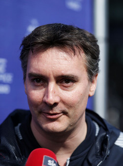 James Key, Scuderia Toro Rosso STR12 Technical Director