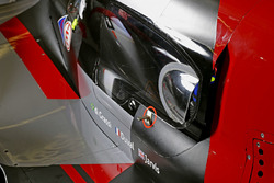 #8 Audi Sport Team Joest Audi R18 detail