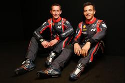 Seb Marshall, Hayden Paddon, Hyundai Motorsport