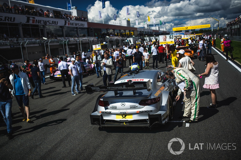 Coche de Maro Engel, Mercedes-AMG Team HWA, Mercedes-AMG C63 DTM
