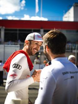 René Rast, Audi Sport Team Rosberg, Audi RS 5 DTM, Timo Glock, BMW Team RMG, BMW M4 DTM