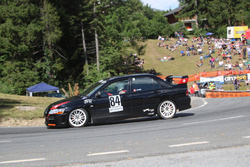 Joe Halter, Mitsubishi Lancer Evo VII, Racing Club Airbag