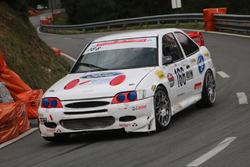 Gérard Nicolas, Ford Escort WRC