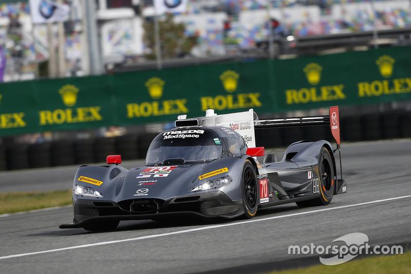 #70 Mazda Motorsports Mazda DPi: Joel Miller, Tom Long, James Hinchcliffe