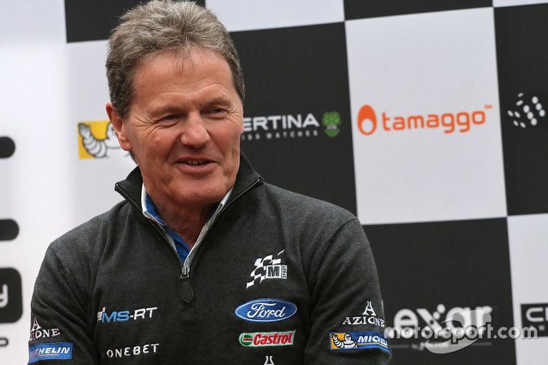 Malcolm Wilson, jefe de M-Sport