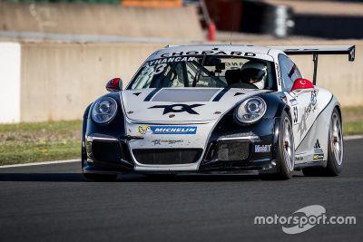 Porsche Carrera Cup Fransa: Test günü
