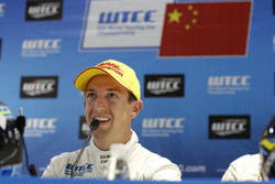 Conferenza stampa: Nestor Girolami, Polestar Cyan Racing, Volvo S60 Polestar TC1