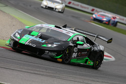 Lamborghini Huracan S.GTCup #104, Antonelli Motorsport: Desideri-Perullo