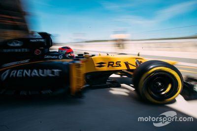 Robert Kubica Valencia test
