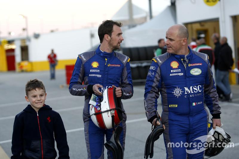 Philipp Baron, Rossocorsa y Tommaso Rocca, Rossocorsa
