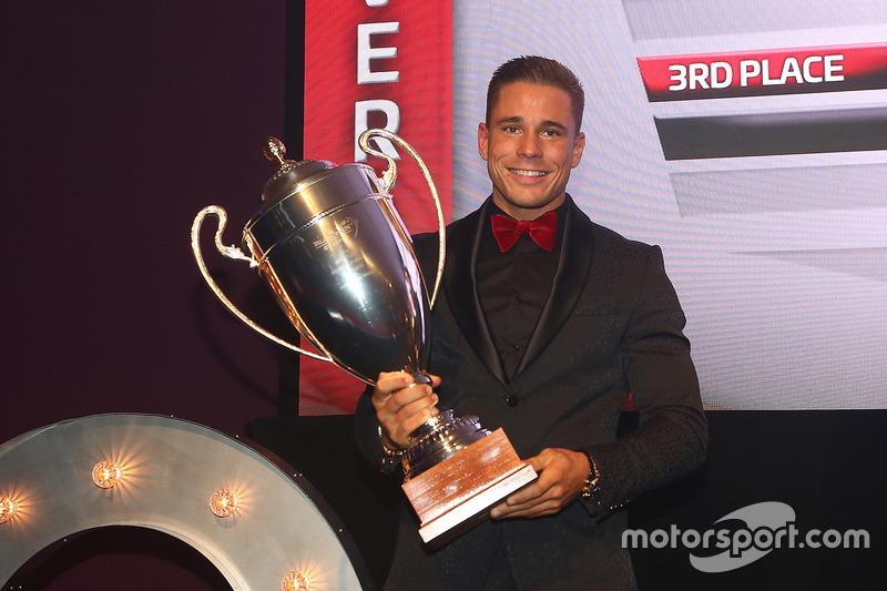 2016 Copa Sprint Silver Cup pilotos, Nicolaj Moller Madsen