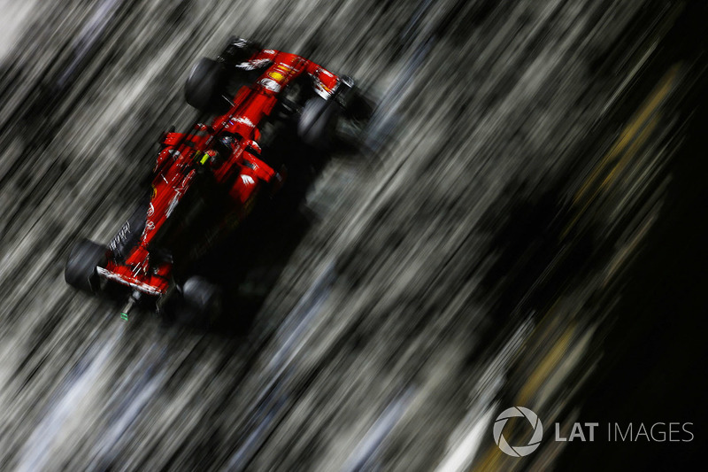 4. Кімі Райкконен, Ferrari SF70H