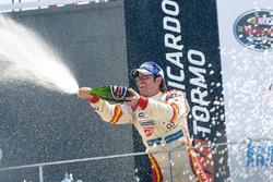 Yarış galibi Borja Garcia, Alex Caffi Motorsports
