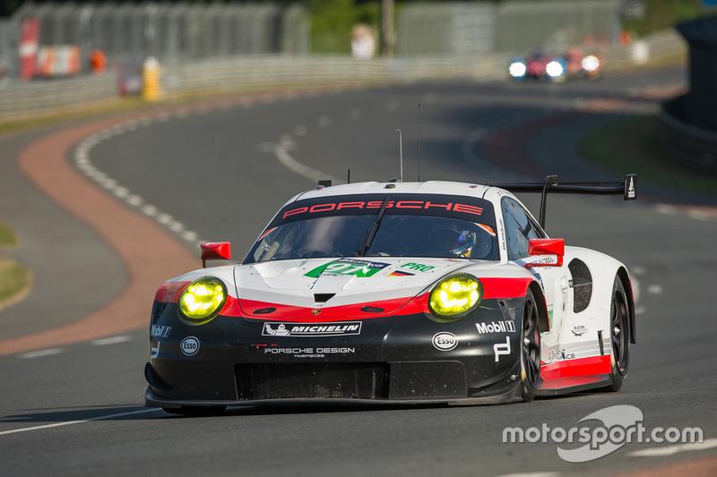 3. LMGTE-Pro: #91 Porsche Team, Porsche 911 RSR