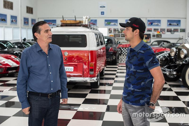 Nelson Piquet, Nelson Piquet Jr.