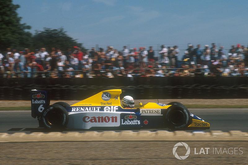 Riccardo Patrese - 256 Grands Prix