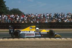 Ріккардо Патрезе, Williams FW13B Renault