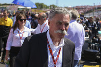 Chase Carey, Chairman, Formula One