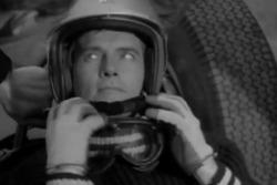 Le Saint, Episode Checkered Flag, 1965, Roger Moore alias Simon Templar
