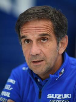 Davide Brivio, Suzuki MotoGP Team, Teammanager
