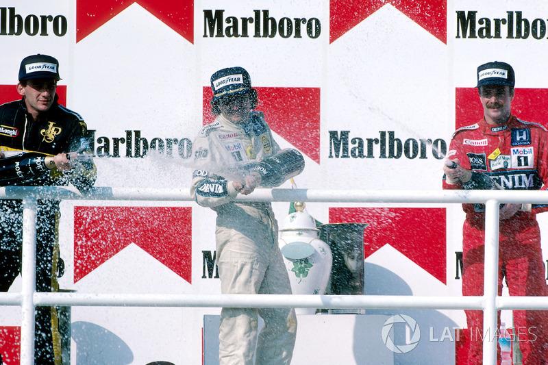 جائزة المجر الكبرى 1986 في بودابست