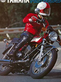 Jarno Saarinen, 1973 Yamaha-Werbung
