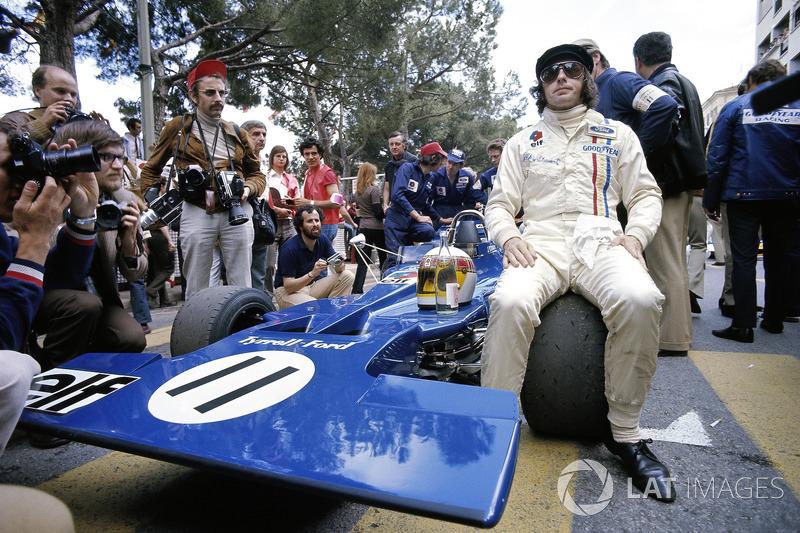 Jackie Stewart (1969, 1971 et 1973)