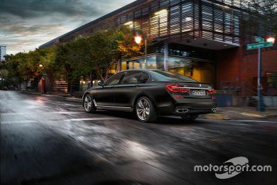 BMW M760Li xDrive voorstelling