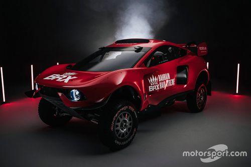 الكشف عن سيارة فريق البحرين رايد اكستريم