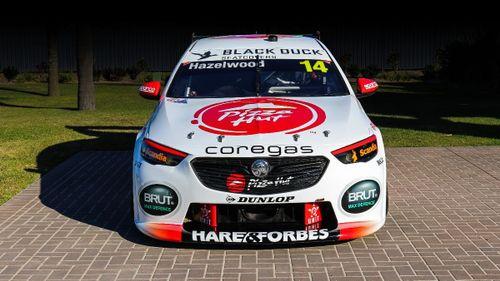 Brad Jones Racing renk düzeni lansmanı
