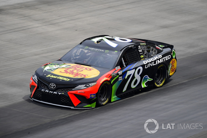 17. Martin Truex Jr., Furniture Row Racing, Toyota Camry Bass Pro Shops/Ducks Unlimited