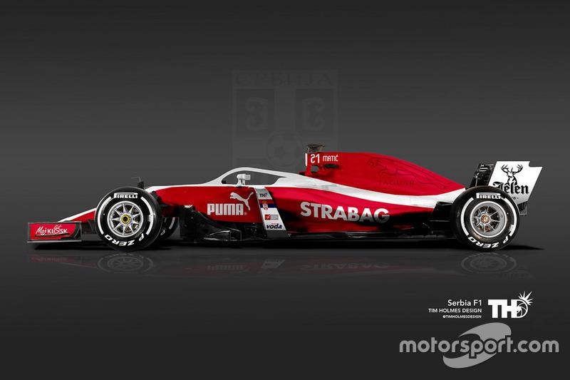 F1 Team Serbia