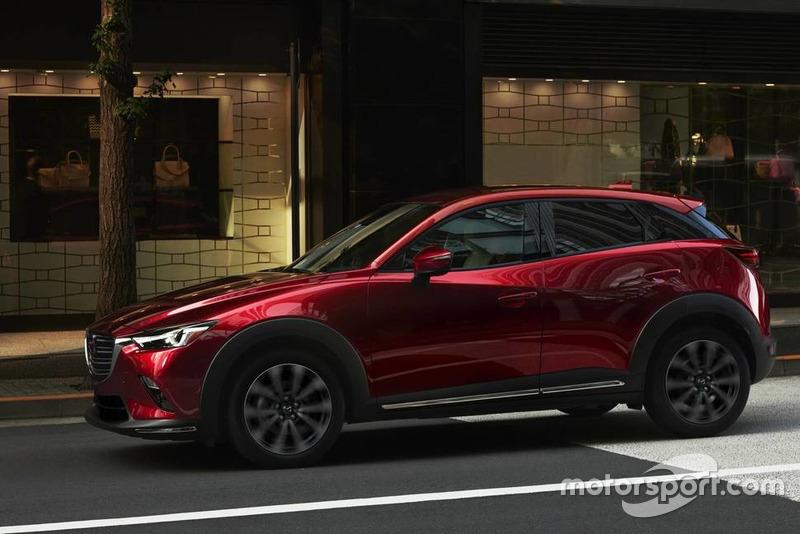 Mazda CX-3 2018 року