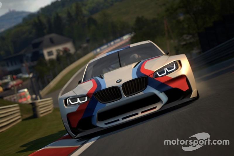 BMW Vision Gran Turismo (mei 2014)
