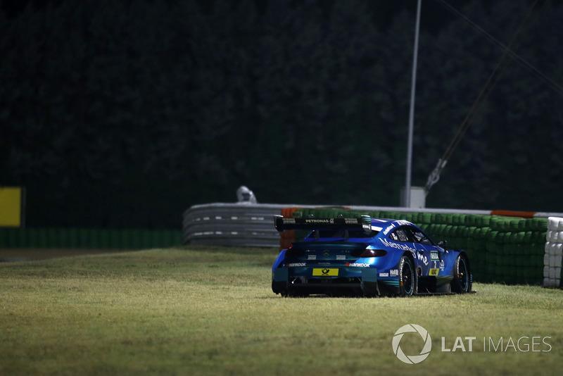 14. Gary Paffett, Mercedes-AMG Team HWA, Mercedes-AMG C63 DTM