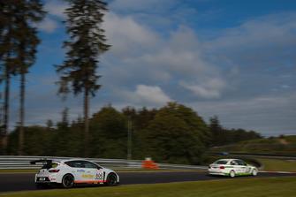 #806 mathilda racing Seat Cupra TCR: Andreas Gülden, Moritz Oestreich