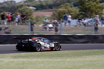 #11 Objective Racing McLaren 650S: Tony Walls, Warren Luff, Andrew Watson