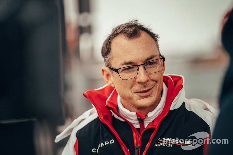Amiel Lindesay, Porsche