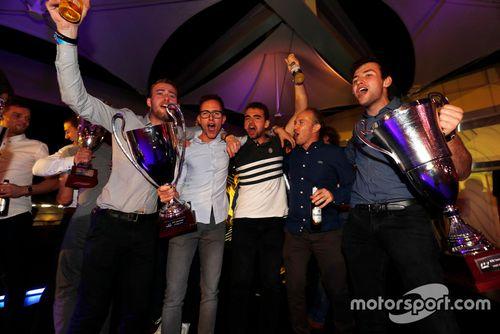Premiación F2 y GP3 Series