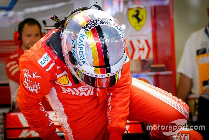Abu Dhabi - Sebastian Vettel
